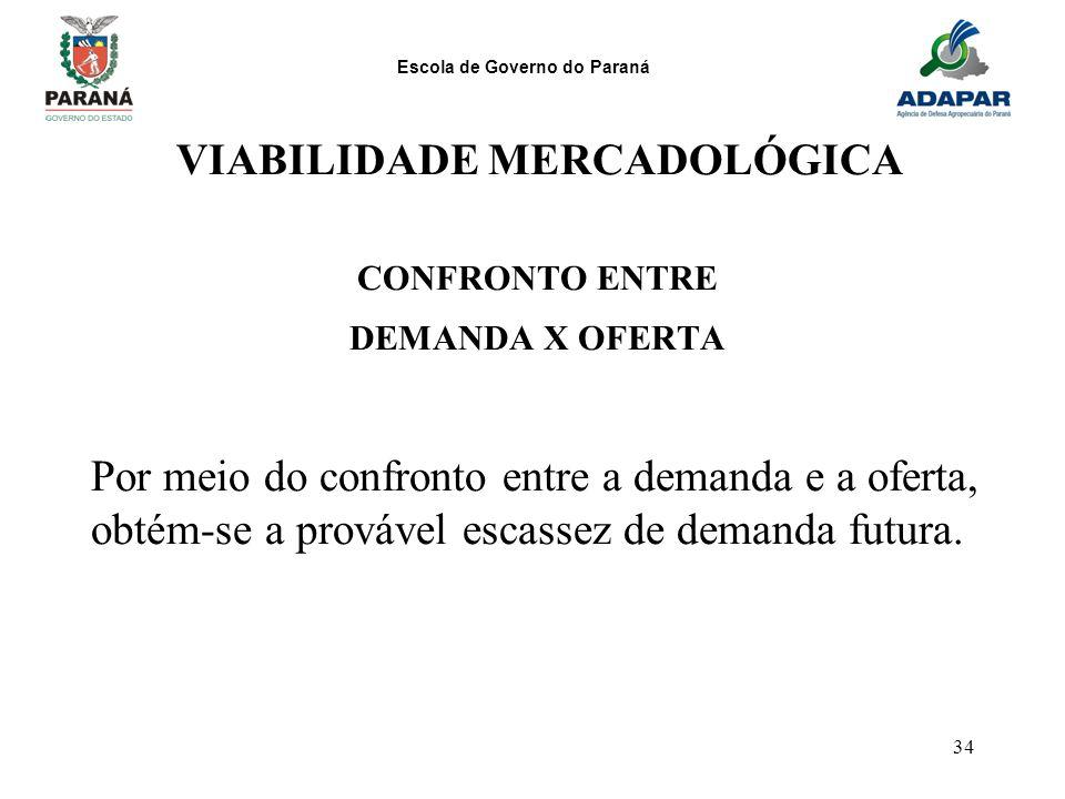 VIABILIDADE MERCADOLÓGICA