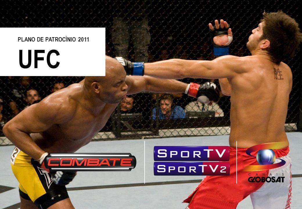 PLANO DE PATROCÍNIO 2011 UFC