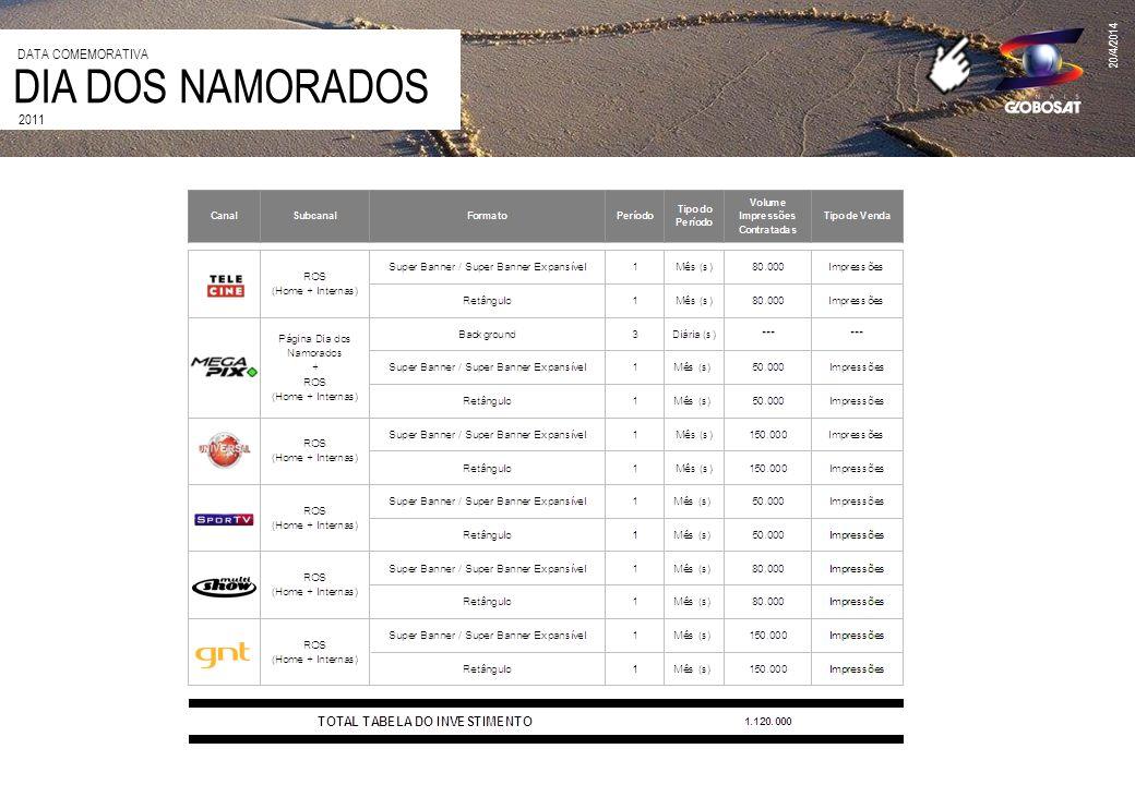 26/3/2017 DATA COMEMORATIVA DIA DOS NAMORADOS 2011