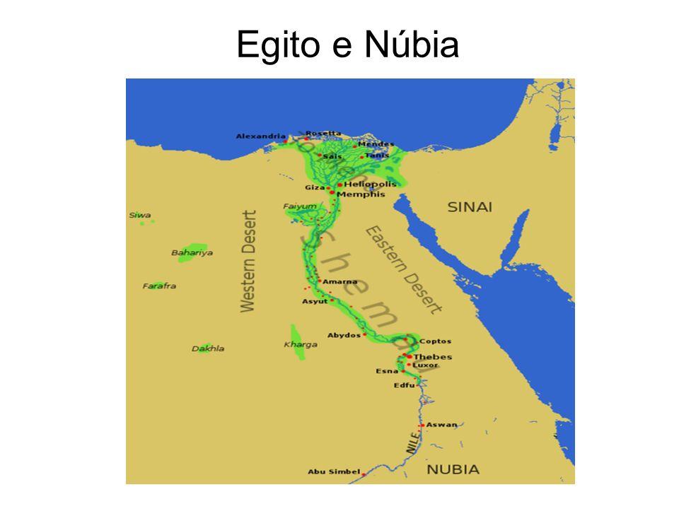 Egito e Núbia