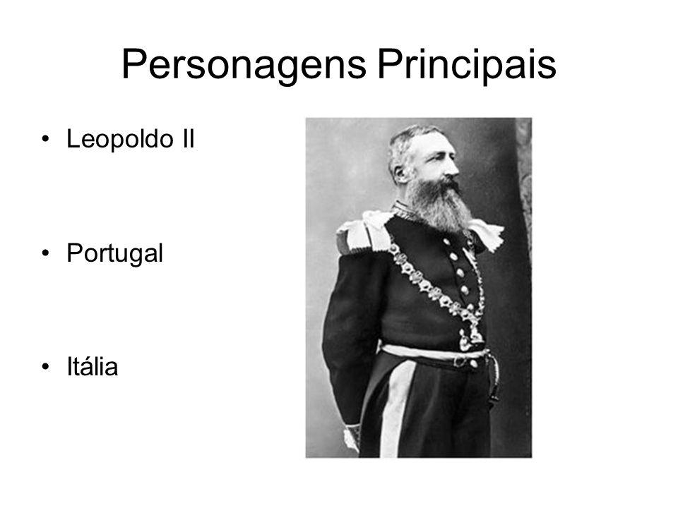Personagens Principais