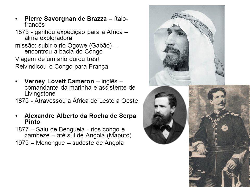 Pierre Savorgnan de Brazza – ítalo-francês