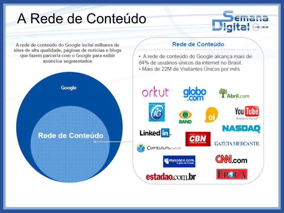 A Rede de Conteúdo