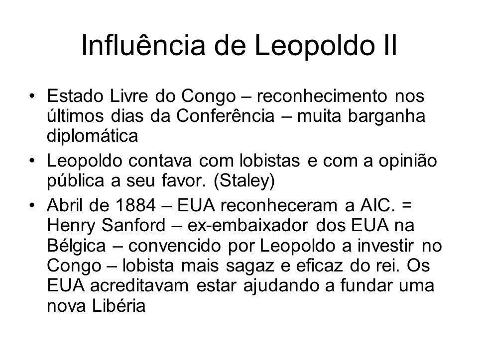 Influência de Leopoldo II