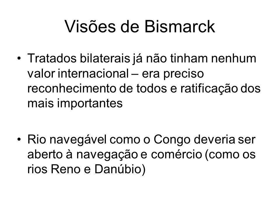 Visões de Bismarck