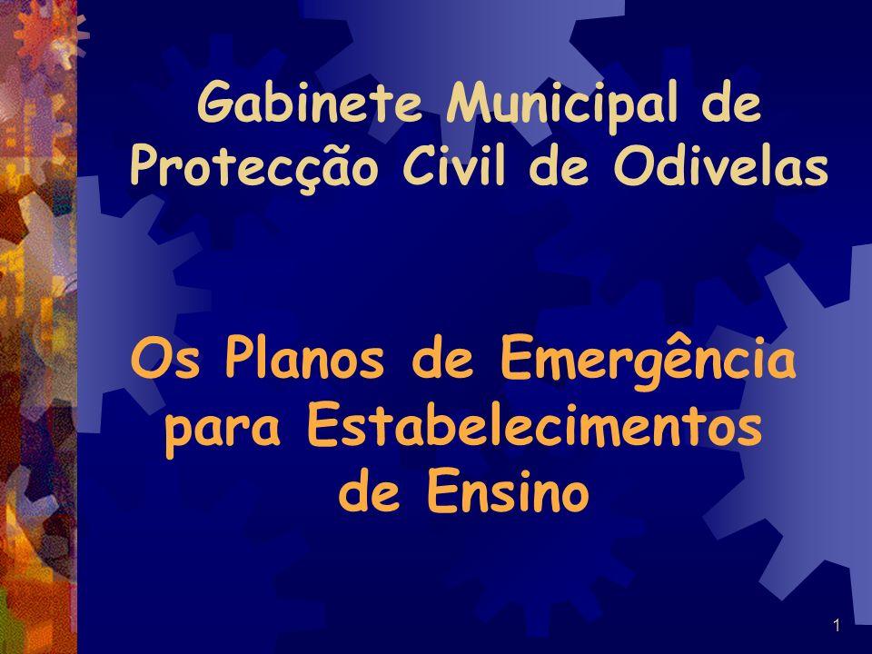 Gabinete Municipal de Protecção Civil de Odivelas