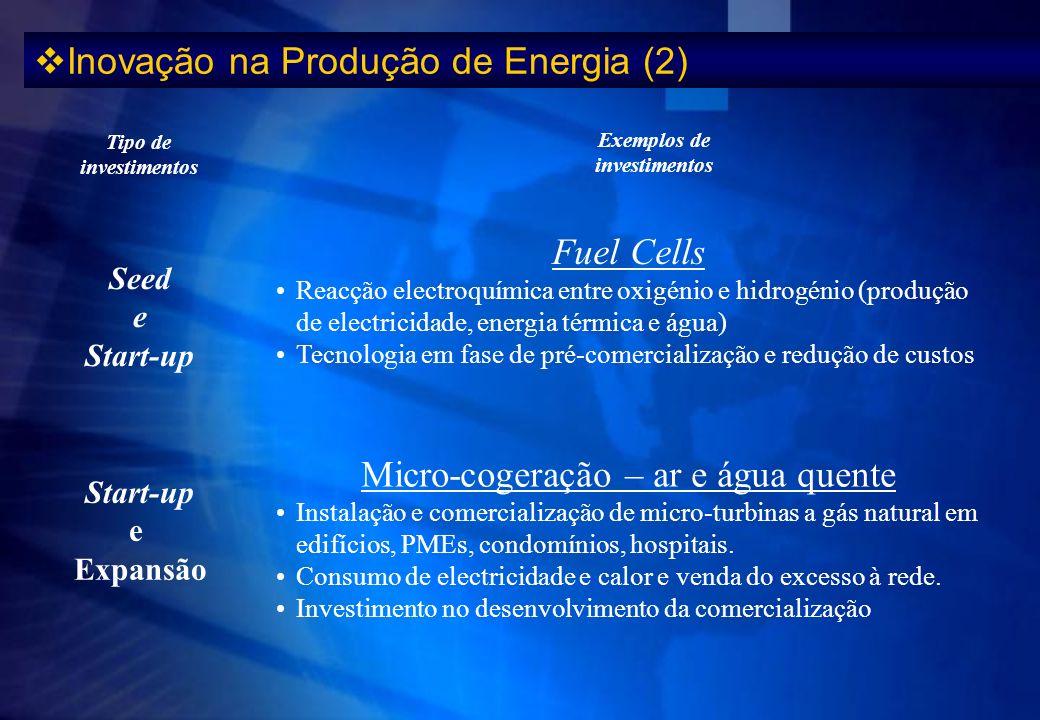 Inovação na Produção de Energia (2)