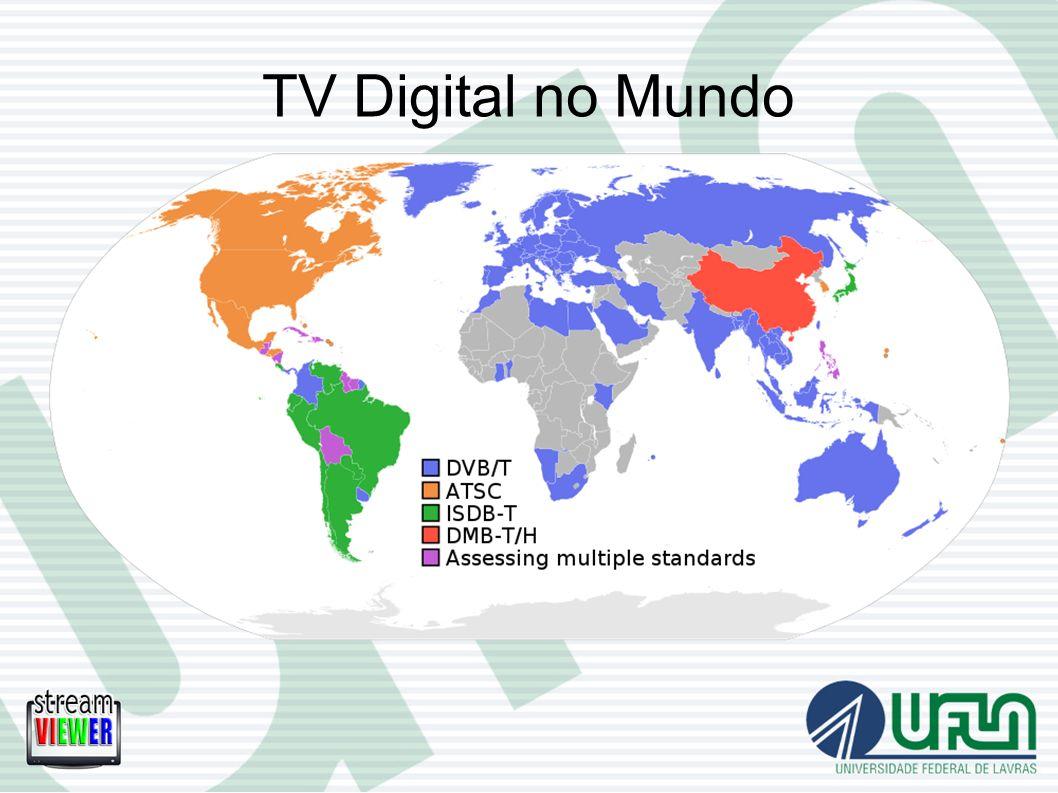 TV Digital no Mundo