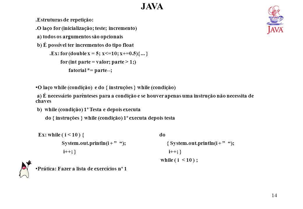 JAVA Uso do teclado para entrada de dados usando Streams (JDK 1.4):