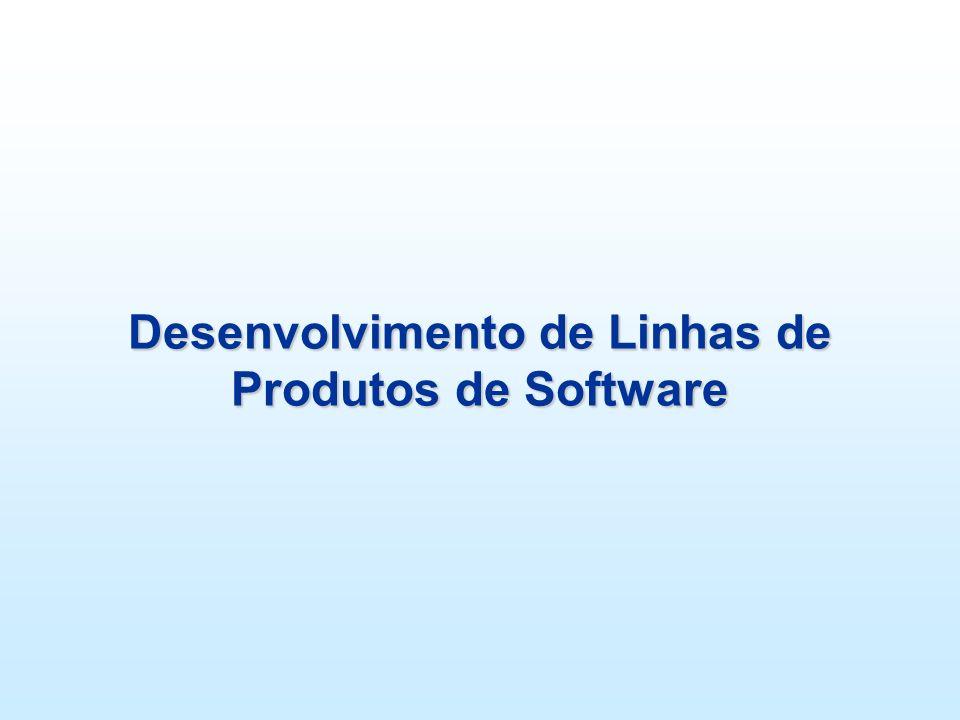 Desenvolvimento de Linhas de Produtos de Software