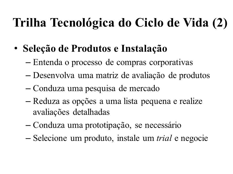 Trilha Tecnológica do Ciclo de Vida (2)