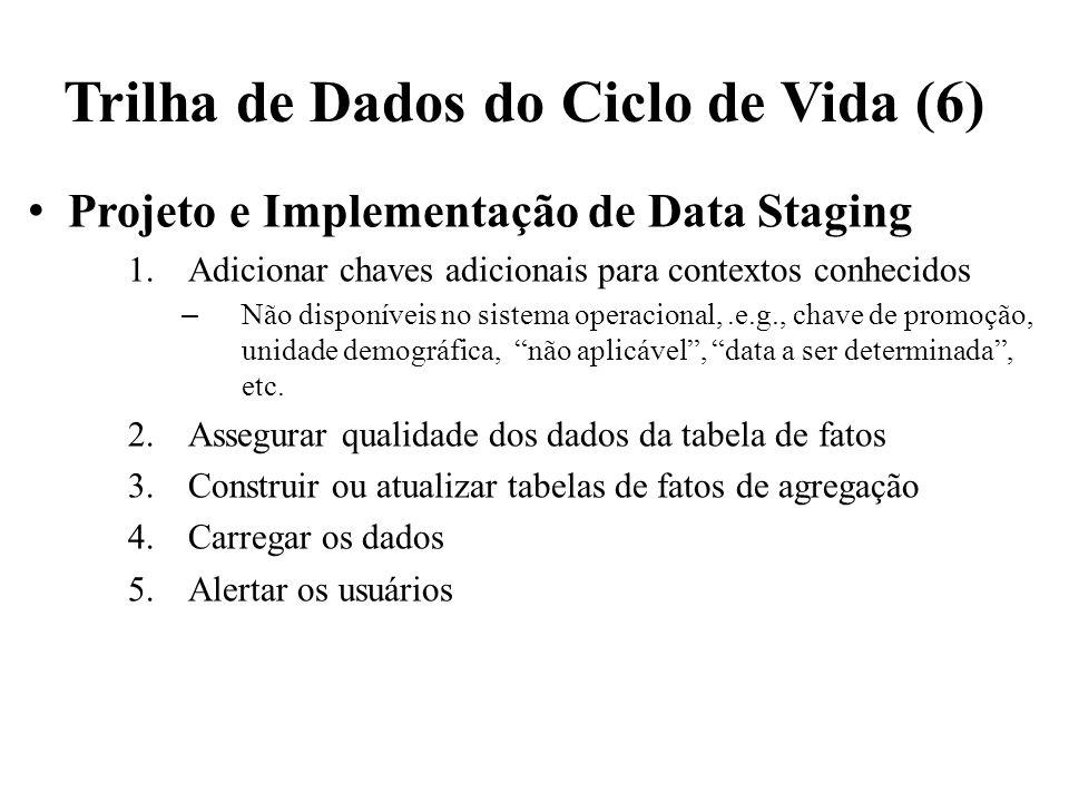 Trilha de Dados do Ciclo de Vida (6)