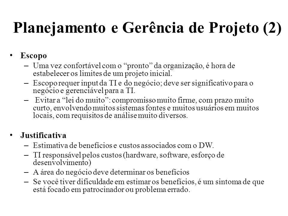 Planejamento e Gerência de Projeto (2)