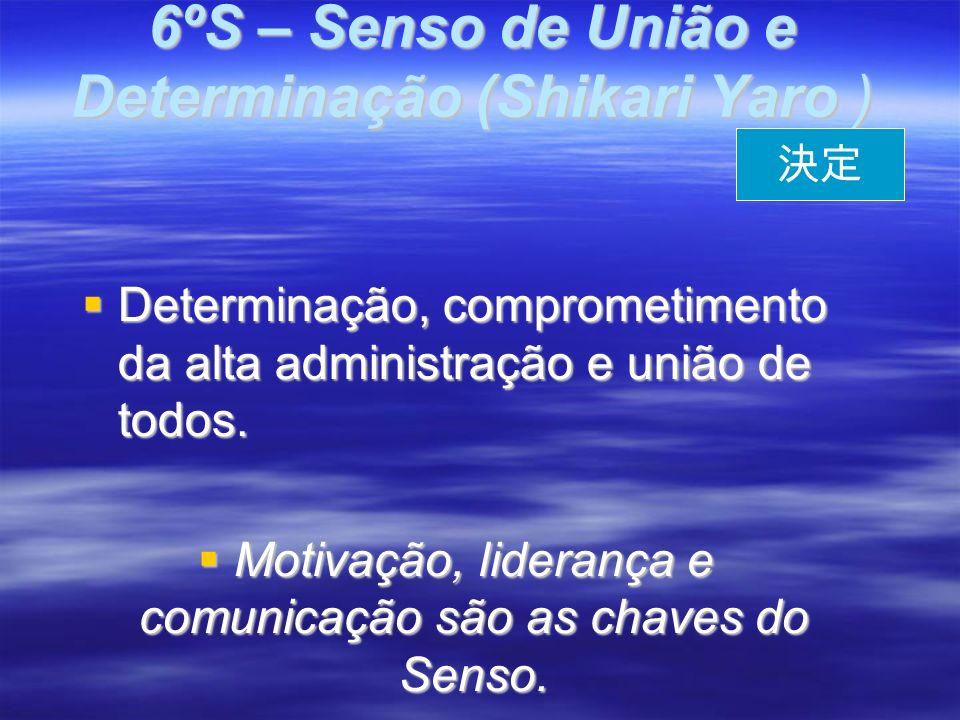 6ºS – Senso de União e Determinação (Shikari Yaro )
