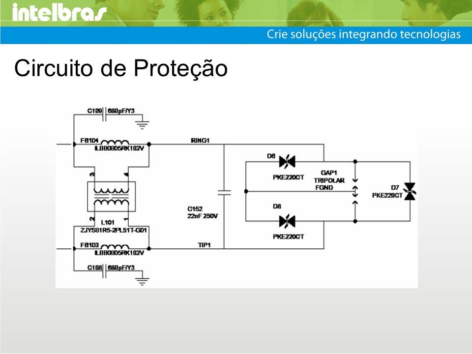 Circuito de Proteção
