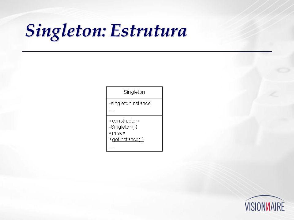 Singleton: Estrutura