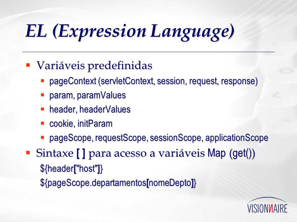 EL (Expression Language)