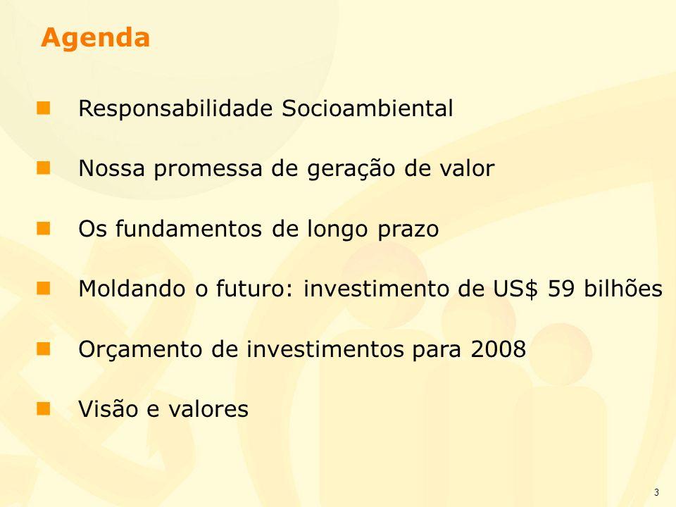 Agenda Responsabilidade Socioambiental