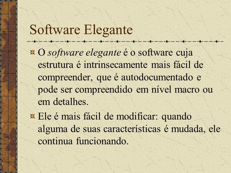 Software Elegante