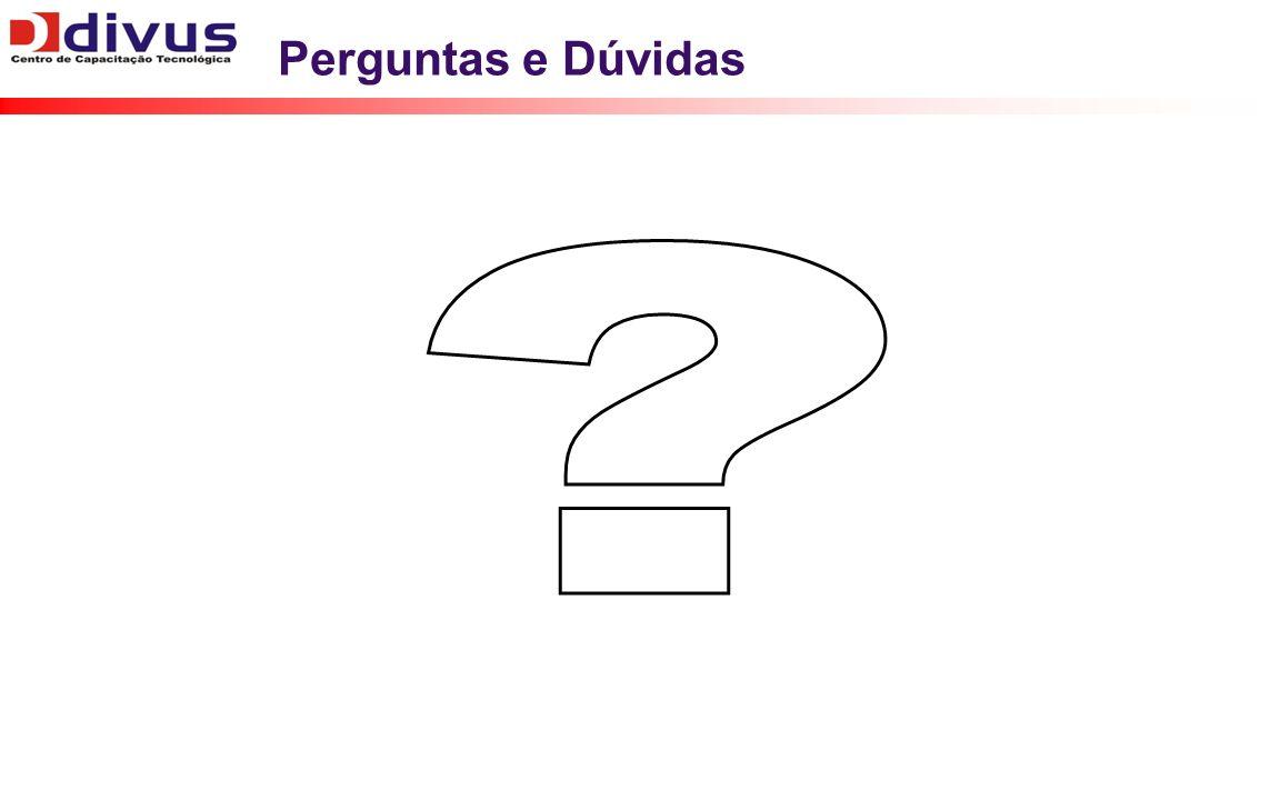 Perguntas e Dúvidas