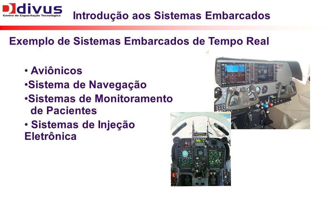 Introdução aos Sistemas Embarcados