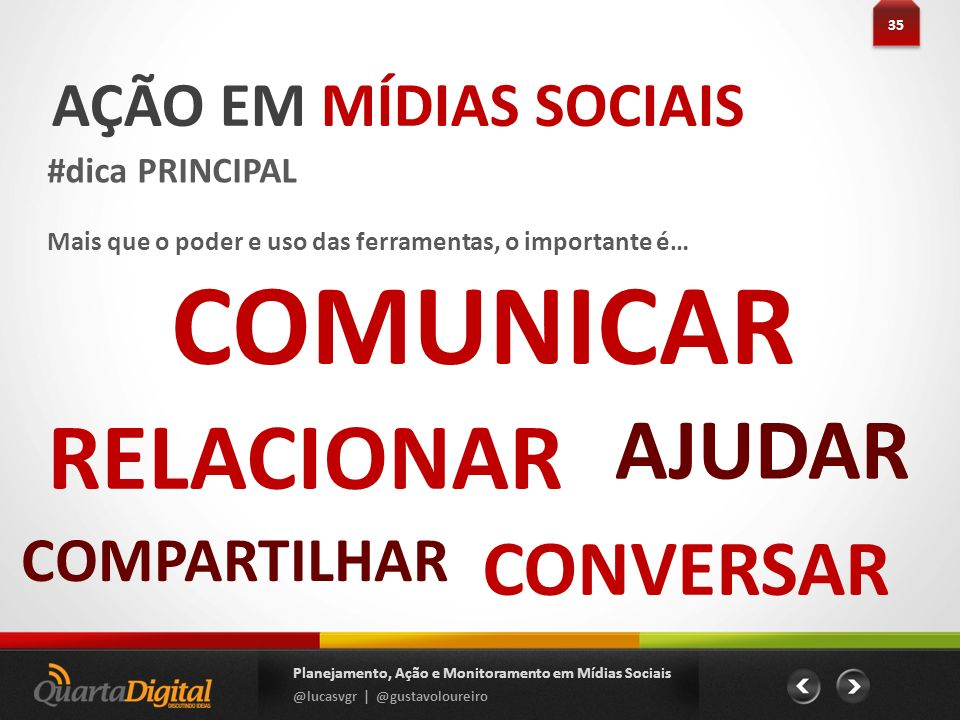 COMUNICAR RELACIONAR AJUDAR CONVERSAR AÇÃO EM MÍDIAS SOCIAIS