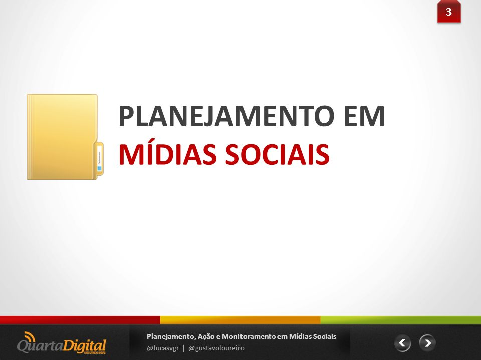 PLANEJAMENTO EM MÍDIAS SOCIAIS 3
