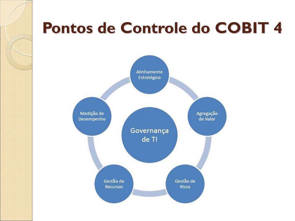 Pontos de Controle do COBIT 4