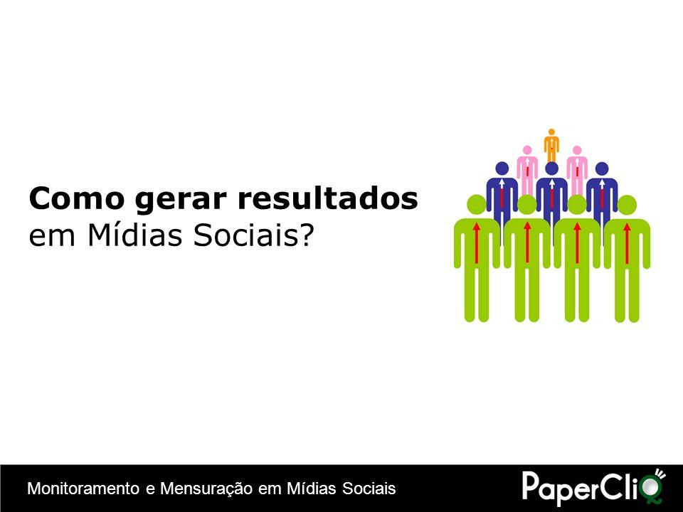 Como gerar resultados em Mídias Sociais