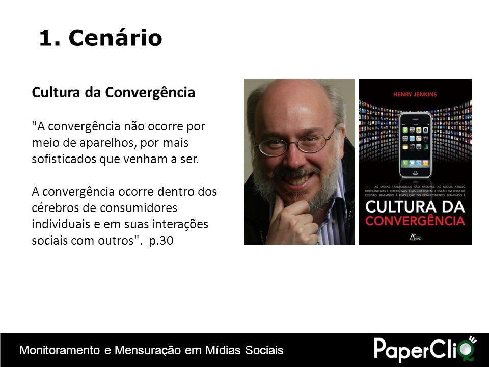 1. Cenário Cultura da Convergência