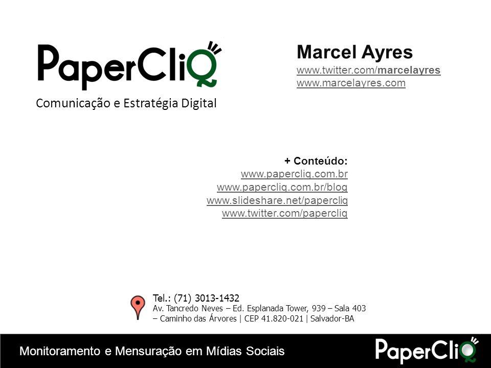 Marcel Ayres Comunicação e Estratégia Digital