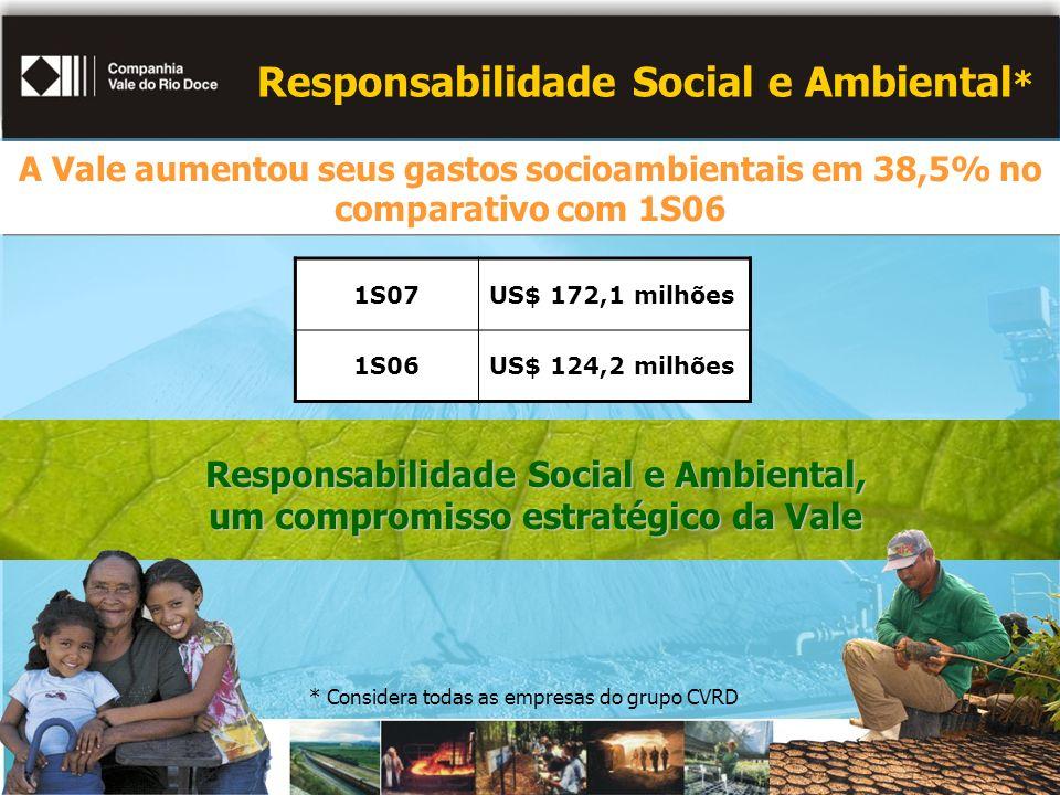 Responsabilidade Social e Ambiental*