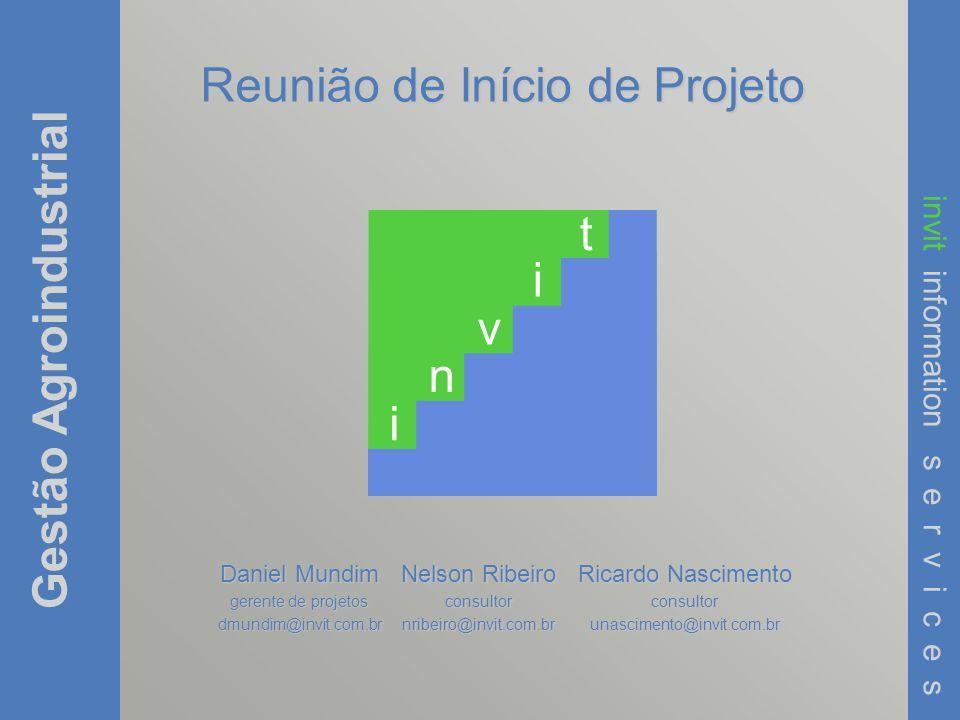 Reunião de Início de Projeto