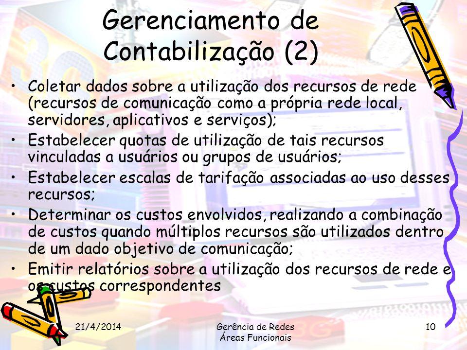 Gerenciamento de Contabilização (2)