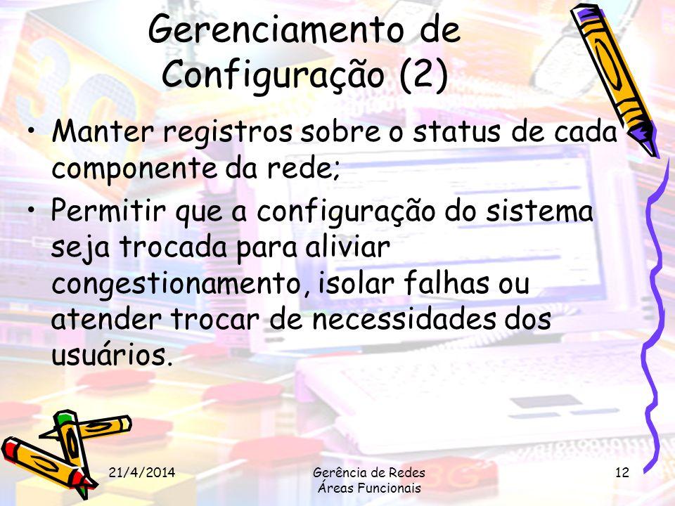 Gerenciamento de Configuração (2)