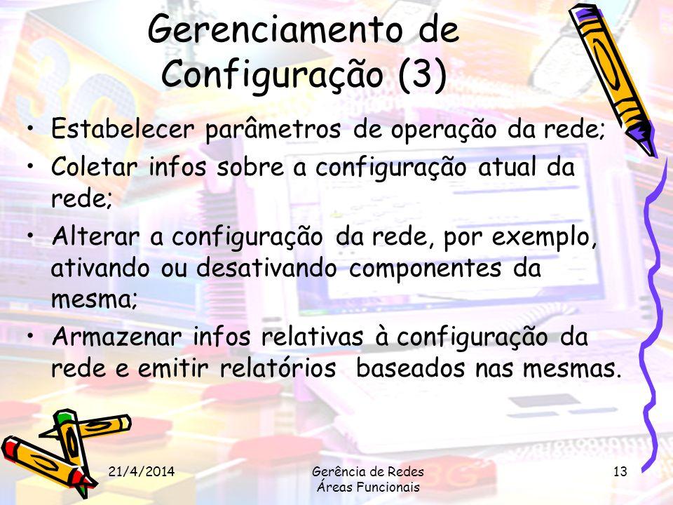 Gerenciamento de Configuração (3)