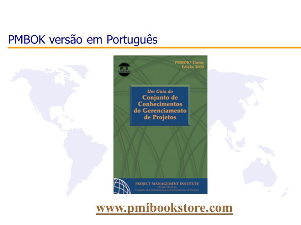 PMBOK versão em Português