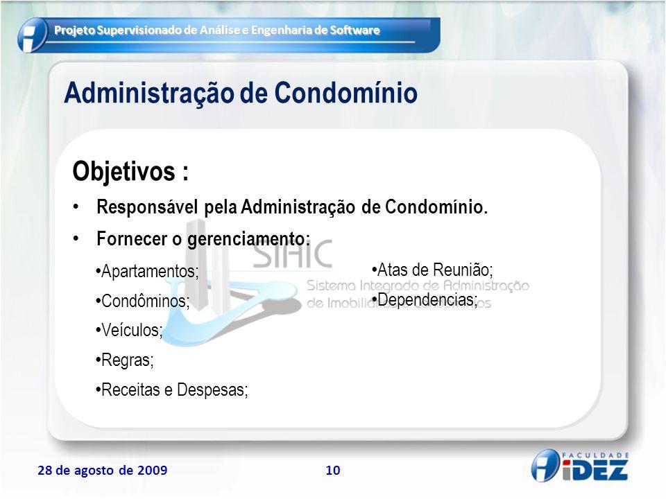 Administração de Condomínio