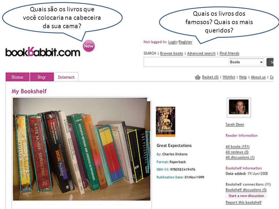 Quais são os livros que você colocaria na cabeceira da sua cama