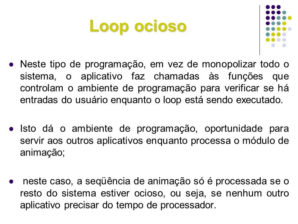 Loop ocioso