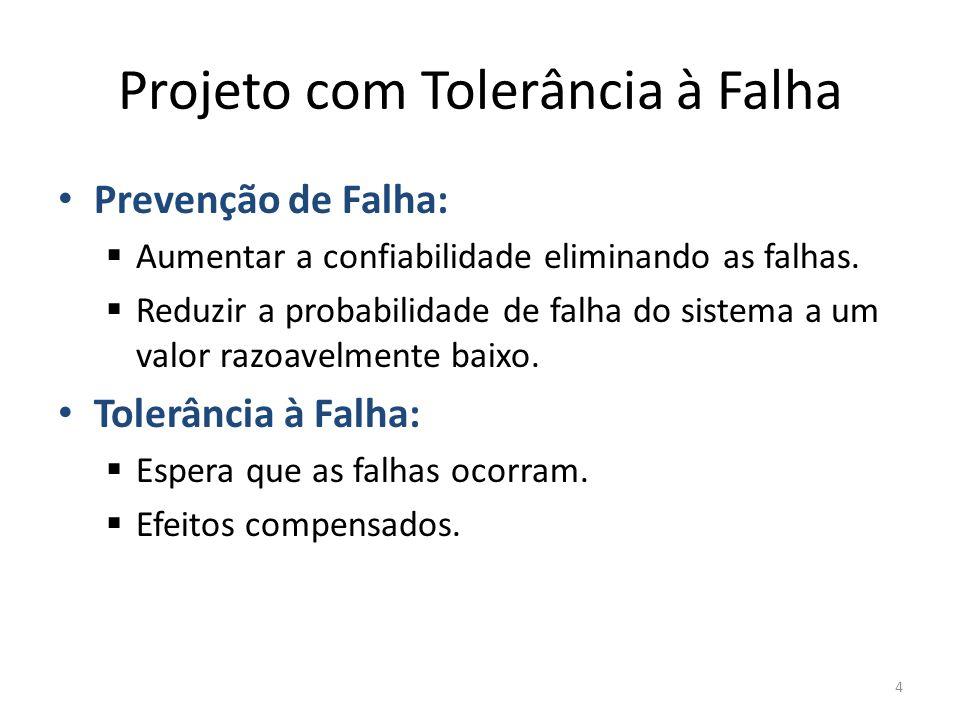Projeto com Tolerância à Falha