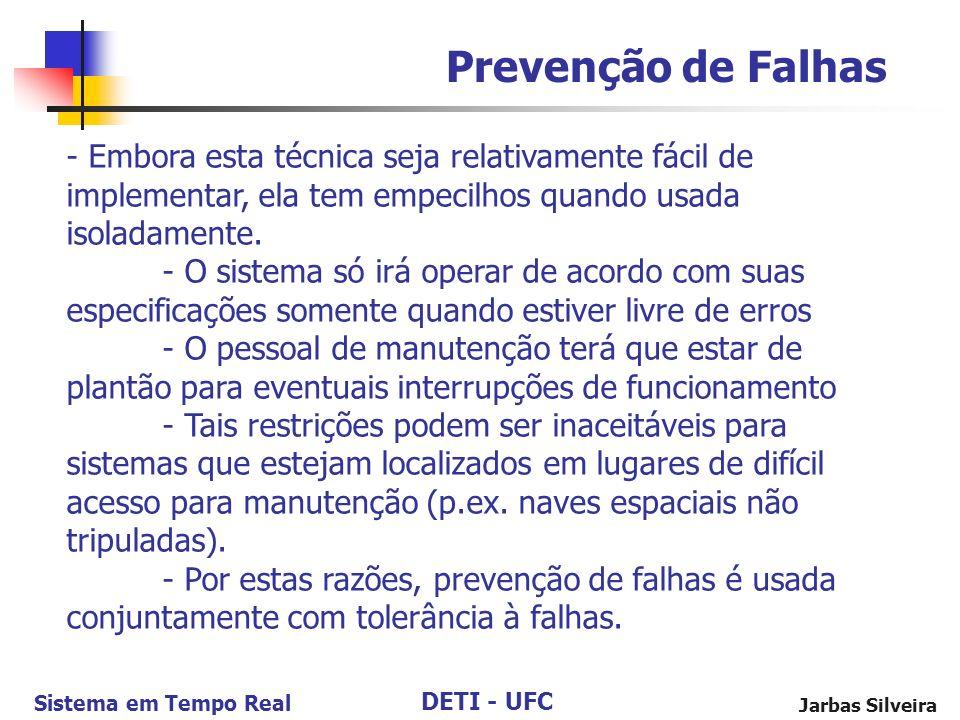 Prevenção de Falhas