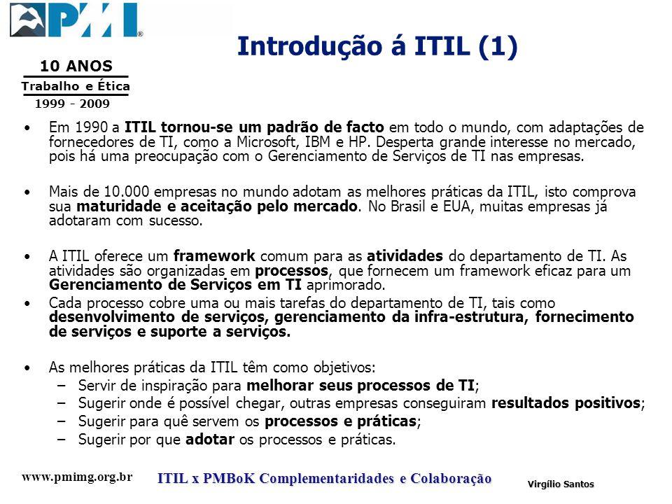 Introdução á ITIL (1)