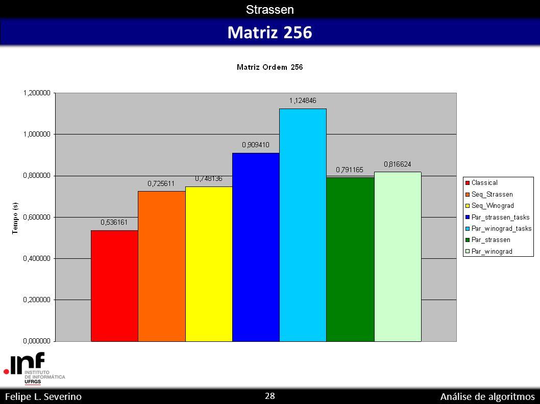 Matriz 256