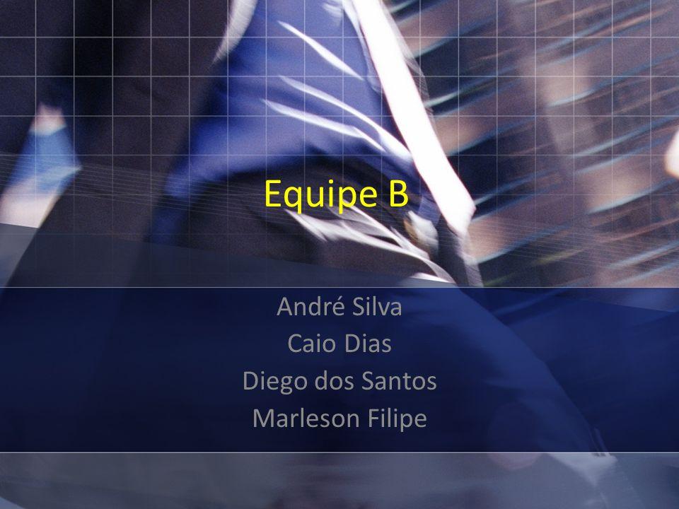André Silva Caio Dias Diego dos Santos Marleson Filipe