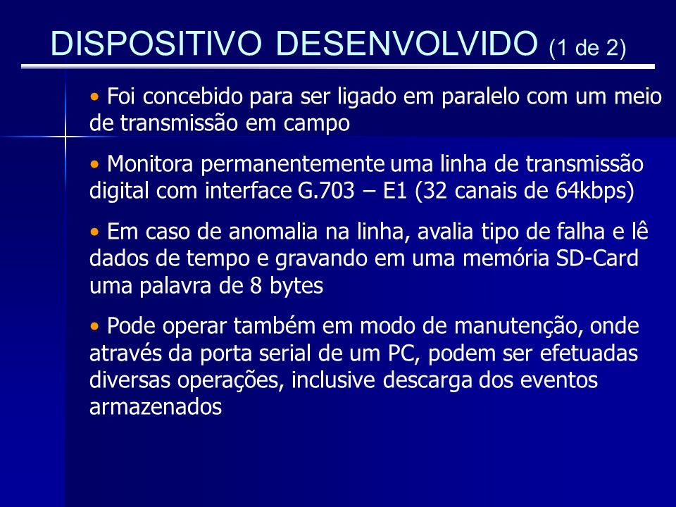DISPOSITIVO DESENVOLVIDO (1 de 2)