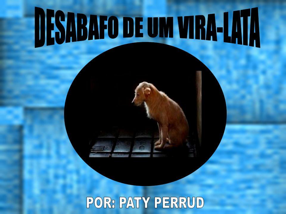 DESABAFO DE UM VIRA-LATA