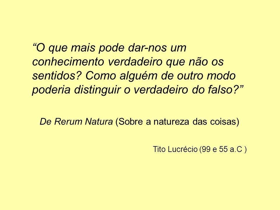 De Rerum Natura (Sobre a natureza das coisas)