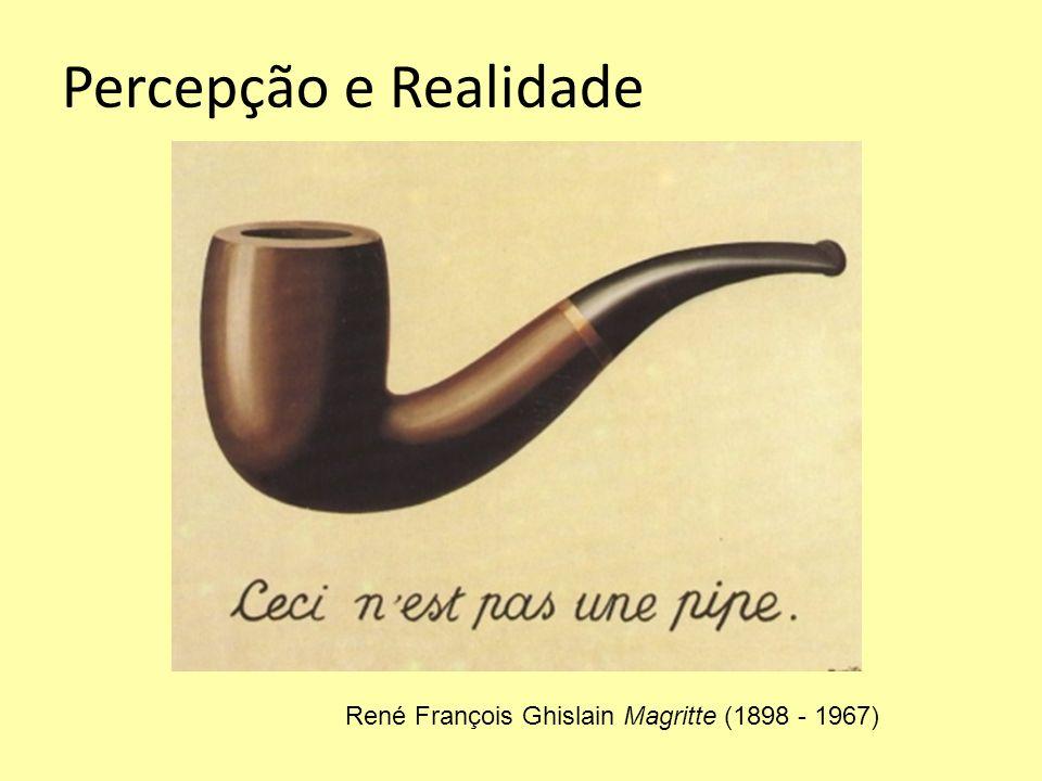 Percepção e Realidade René François Ghislain Magritte (1898 - 1967)