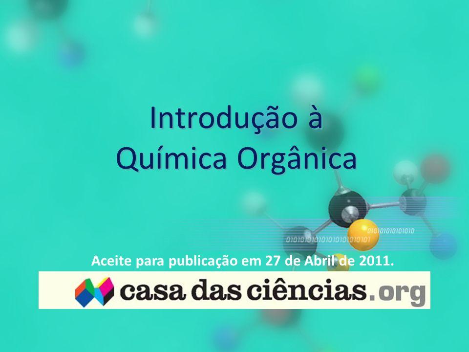 Introdução à Química Orgânica